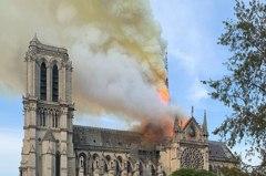 聖母院復原波折多 火災疫情雙重挑戰
