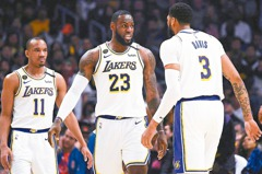 NBA/職業賽重啟露曙光 詹姆斯渴望復賽