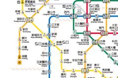 為何板橋新埔商圈有4個捷運站?內行網友指1關鍵原因