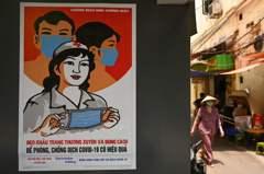九天來首例!越南增1起新冠肺炎確診案例 為英籍專家