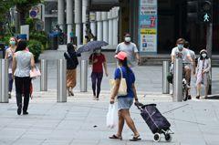 新加坡稽查社交安全距離 29工作場所遭罰款
