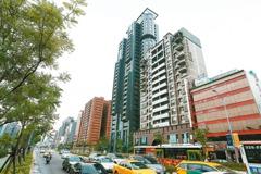 北市房價連6漲 大安區、中正區分居1、2名