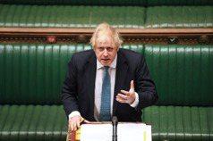 英相認了解封計畫令人失望 盼7月底英國接近恢復正常