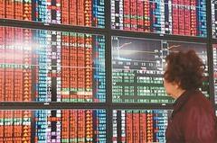 三主權基金 5月來大賣台股