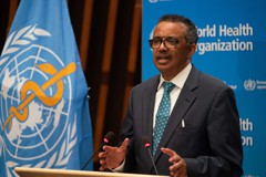 譚德塞:歡迎歐盟決議案通過 WHO將繼續領導全球抗疫