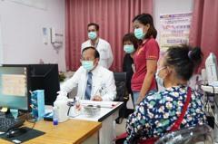 「南台灣乳癌第一刀」侯明鋒 今天進駐大武衛生所看診