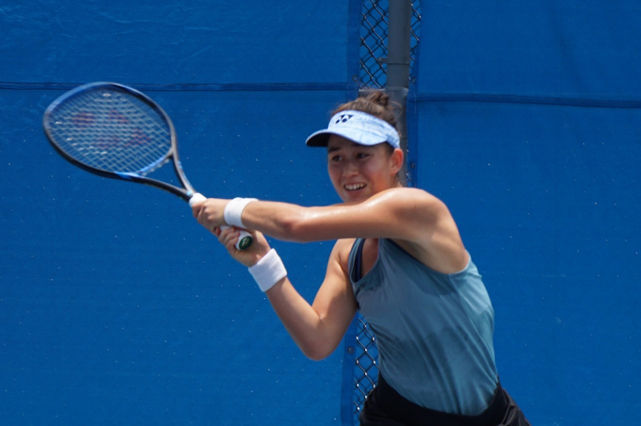 網球防疫盃/停賽重拾家庭時光 喬安娜放眼美網會外賽