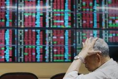 台股開低震盪翻紅 三大法人買超71.68億元