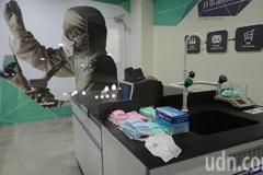 彰化口罩觀光工廠6日重新開館 本月預定出售8000盒口罩