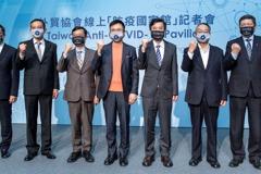貿協設防疫國家館 施振榮讚台灣:新冠病毒來這很吃癟