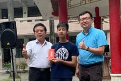 國中會考 台南市興國高中「黑馬」衝出榜首5A++