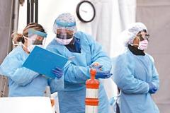 全球新冠肺炎確診近700萬例 逼近40萬人不治