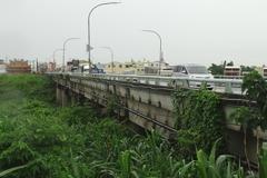 台南老舊急水溪橋 營建署擘畫改建