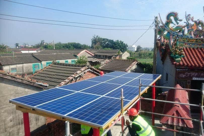 經濟與環境共榮 太陽光電助地方一臂之力