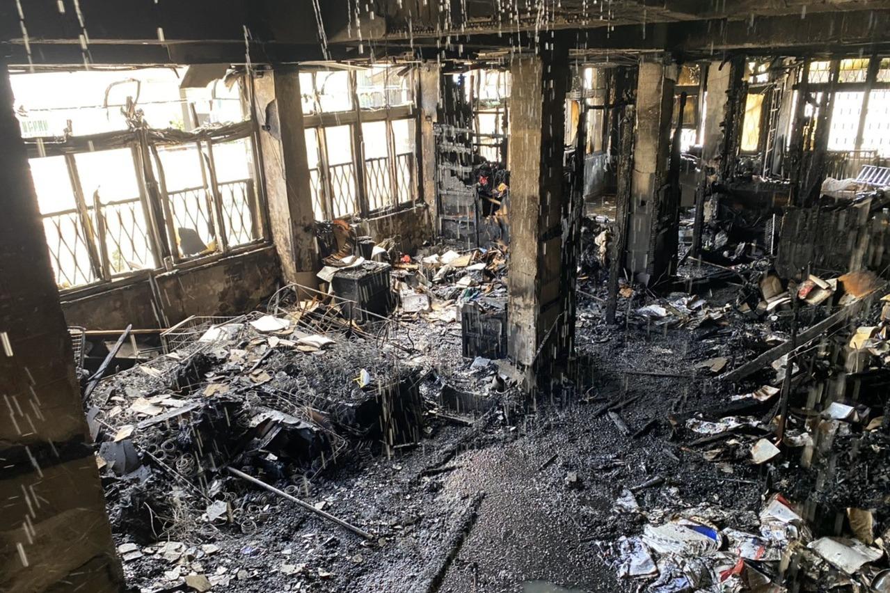 高雄名醫家五口死亡火警 消防鑑定電氣因素起火釀災