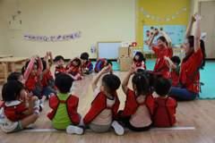 非營利幼兒園滿意度再創新高 北市將發萬元績效獎金