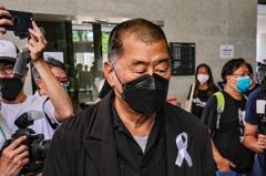黎智英稱他認識的香港已死 會續留香港爭取民主
