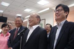 行政院:蘇貞昌已批准陳其邁辭呈 感謝防疫政策貢獻