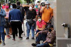 拉美疫情發燒 秘魯染疫人口超越義大利排世界第7