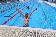 蘇澳運動公園6千萬元大改造 泳池7月開幕前有三天免費