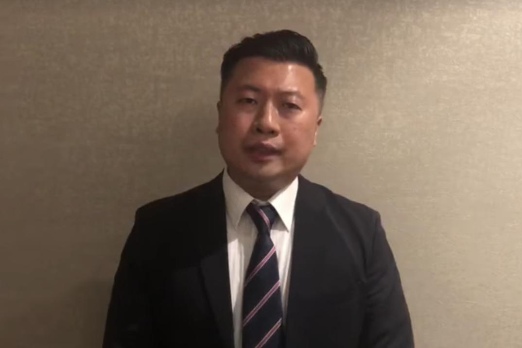 遭網友恐嚇議員語帶哽咽 要求對方捐款給鄭南榕基金會