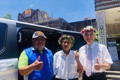 幸福巴士駛入旭海 「千歲車」阿伯有接班人了
