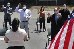 美國新肺單日新增確診再創新高 多州暫緩解封