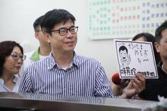 陳其邁聲援陳菊:花媽對民主、人權貢獻有目共睹