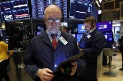 美股Q2漲幅 飆22年新高