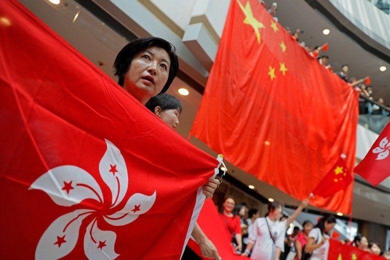 港人力爭民主自由是北京國安威脅 沒有妥協餘地