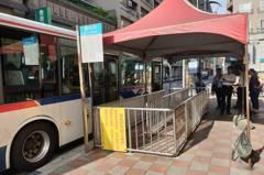泰山免費巴士改市區公車狀況多 民怨無候車亭又等無車