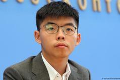 黃之鋒否認「請求德國」介入香港問題
