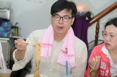 陳其邁:若防疫沒做好 我可能不會補選市長