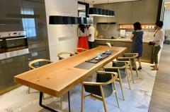 把餐桌搬到陽台!惠宇青山清以「天空墅」定義頂級人生
