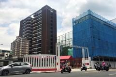 新店市區30年爛窟窿 變身42層摩天樓「將賣8字頭」