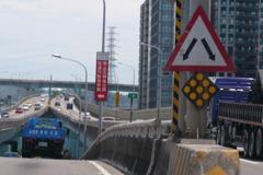 紓緩塞車 新北五股新五路將試辦禁止左轉楓江路3個月