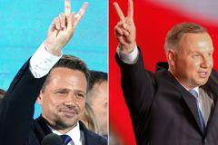 波蘭總統大選第二輪登場 結果將影響與歐盟關係