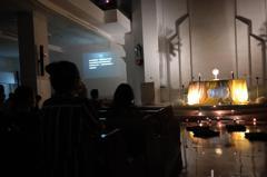 汐止聖方濟教堂舉辦彌撒 為高嘉隆上尉靈魂祈禱安息