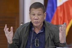 菲律賓解封疫情反撲 杜特蒂怒:不戴口罩就逮捕