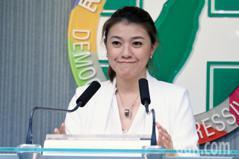 影/李眉蓁論文爆抄襲扯蔡總統 民進黨呼籲李勇敢面對