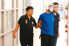 兆豐銀行中科分行搶嫌 供稱作案槍是亡父生前購買被訴