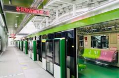 台中捷運綠線票價公告 5公里內20元