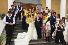 南投結婚比去年減少104對 日月潭集團結婚也退燒