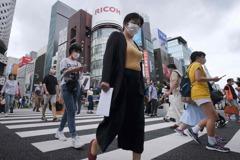 日本新冠肺炎27日新增598例 機場18例