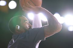 NBA/史密斯飆6記三分轟退巫師 詹皇讚嘆老搭檔