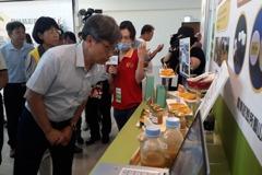 影/「芒果的100種可能」發表會 農委會展示芒果新科技