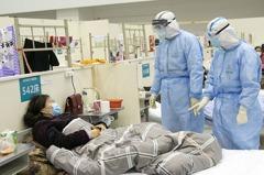 香港新增106例新冠肺炎確診 連續六天破三位數