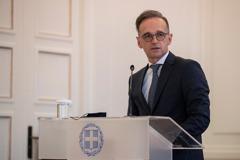 歐盟一致回應港區國安法 德外長:聲援港人象徵