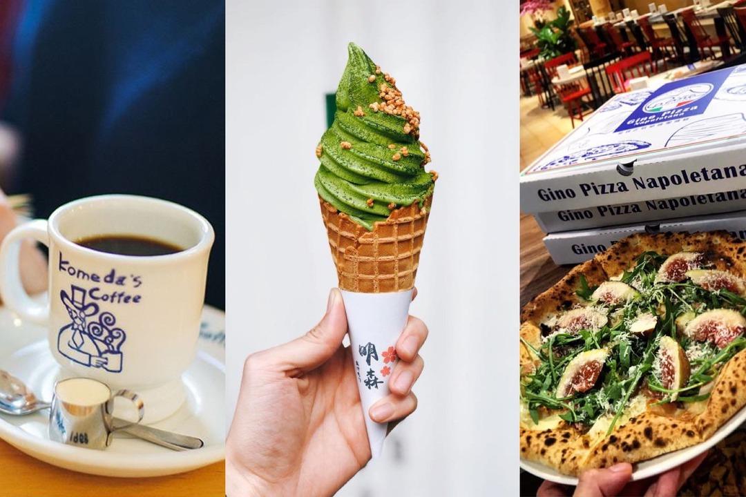 宏匯廣場76家美食地圖名單公開!10家百貨、新北首店,餐廳+咖啡廳+甜點一次滿足