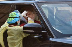 澳洲單日確診及死亡病例雙創新高 養老院爆疫情
